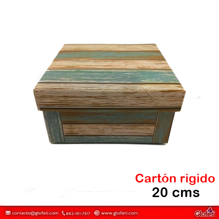 caja-rigida-con-tapa-tipo-madera-20-cms